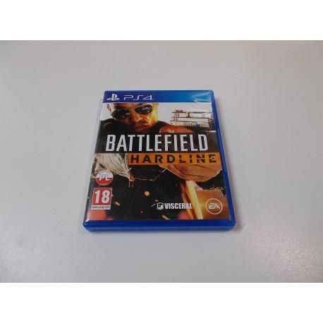 Battlefield Hardline PL - GRA Ps4 - Opole 0429
