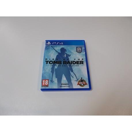 Rise of the Tomb Raider 20 Yers Celebratio - GRA Ps4 - Opole 0549