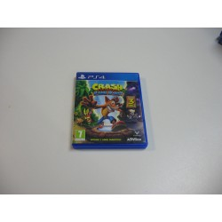 Crash Bandicoot N. Sane Trilogy - GRA Ps4 - Opole 0621