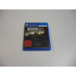 Resident Evil 7 Biohazard - GRA Ps4 - Opole 0625