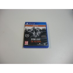 Gra Dying Light The Following - GRA Ps4 - Opole 0626