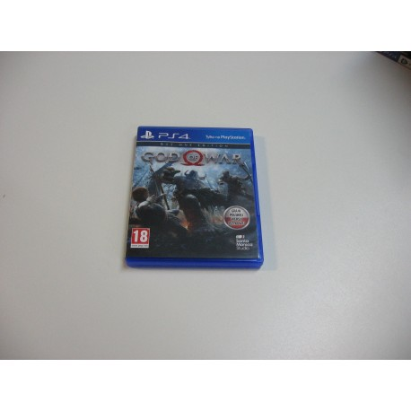 God of War Day one edition - GRA Ps4 - Opole 0627