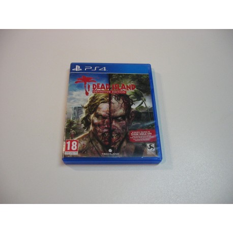 Dead Island Definitive Edition - GRA Ps4 - Opole 0831