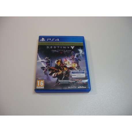 Destiny The Taken King Legendary Edition - GRA Ps4 - Opole 0836