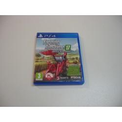 Farming Simulator 17 Edycja Platynowa - GRA Ps4 - Opole 0840