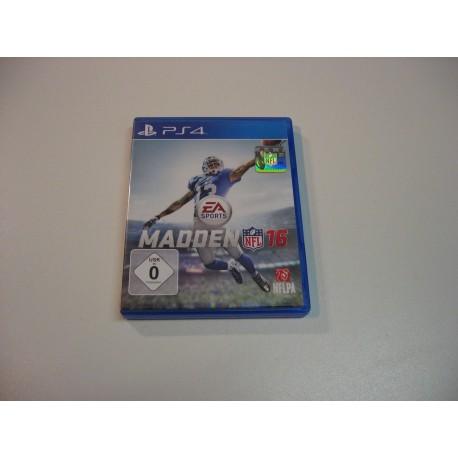Madden NFL 16 - GRA Ps4 - Opole 0867