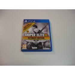 Sniper Elite 3 Ultimate Edition - GRA Ps4 - Opole 0878