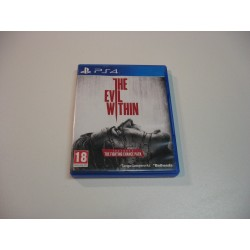 The Evil Within - GRA Ps4 - Opole 0887