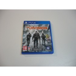 Tom Clancys The Division PL - GRA Ps4 - Opole 0892