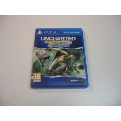Uncharted Drakes Fortune Remastered PL - GRA Ps4 - Opole 0903