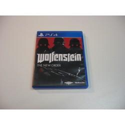 Wolfenstein The New Order - GRA Ps4 - Opole 0908