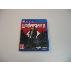Wolfenstein 2 The New Colossus - GRA Ps4 - Opole 0909