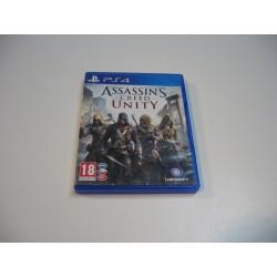 Assassins Creed Unity PL - GRA Ps4 - Opole 0912