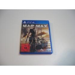 Mad Max - GRA Ps4 - Opole 0918