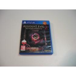Resident Evil Revelations 2 - GRA Ps4 - Opole 0919