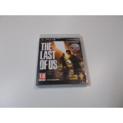 "The Last of Us - GRA Ps3 - Sklep ""ALFA"" Opole 390"