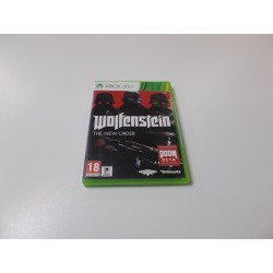 Wolfenstein The New Order - GRA Xbox 360 - Opole 0434