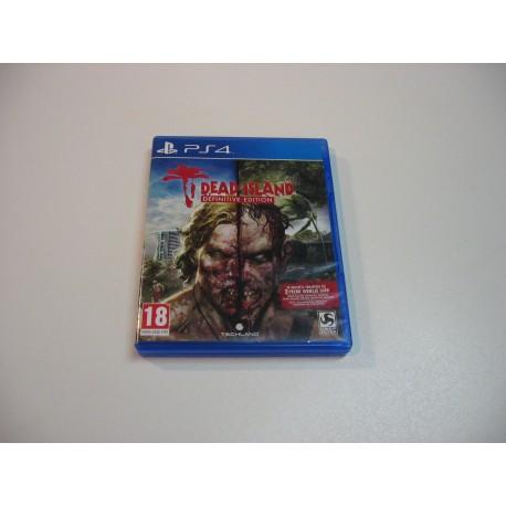 Dead Island: Definitive Edition - GRA Ps4 - Opole 0831