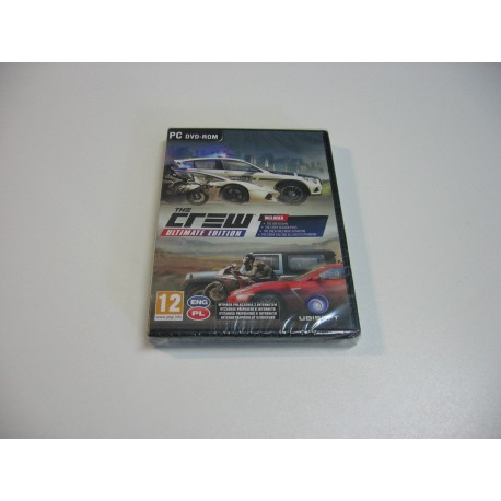 The Crew Ultimate Edition - GRA PC - Opole 0933