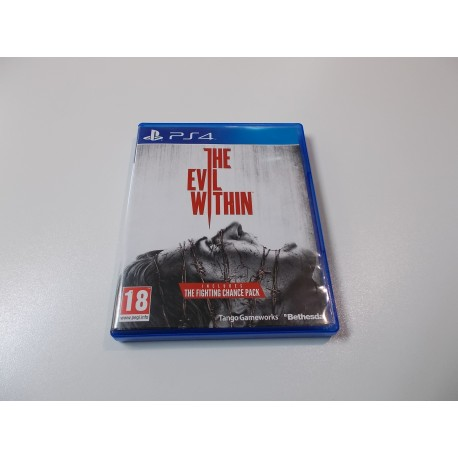 The Evil Within - GRA Ps4 - Opole 0425