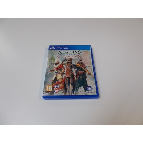 Assassins Creed Chronicles - GRA Ps4 - Opole 0491