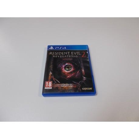 Resident Evil Revelations 2 - GRA Ps4 - Opole 0490