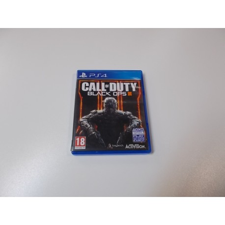 Call of duty Black Ops 3 - GRA Ps4 - Opole 0473