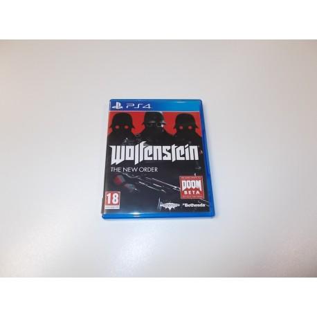 Wolfenstein The New Order - GRA Ps4 - Opole 0471